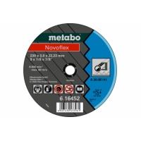 Отрезной круг METABO Novoflex, сталь